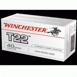 Winchester T22 -buck mark stainless -steflo-armes- loisir