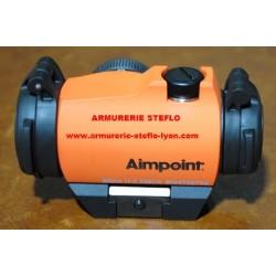 Aimpoint Micro H2 Blaze orange - 2 MOA - Edition limitée