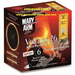Mary-Arm Volcano 26 - 20/70 - 26g (x25)