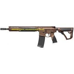 "Daniel Defense M4A1-NM-Brown 14,5"" - 223 rem."