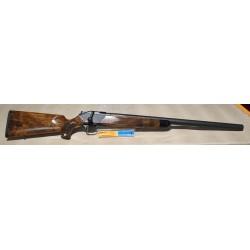 Carabine Blaser R8 silence bois 4* boitier noir droitier