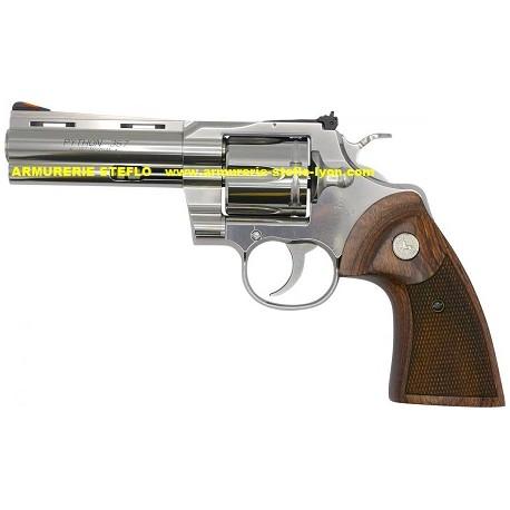 "Colt Python inox 4,25"" - 357 Magnum"