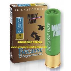 Mary-Arm Bécasse Dispersante 28/70 - 9 - (x10)