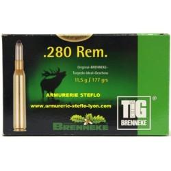 Brenneke 280R Tig - 11,5g/177grs - (x20)